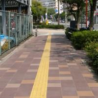 磯辺線:大原簿記学校前東西歩道(神戸市/グランパムH)