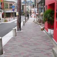 生田南51号線(神戸市/グランパムH・アンティックカラー透水)