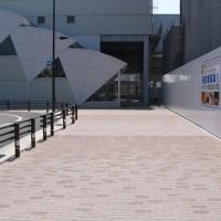松風北線街路:JR須磨海浜公園駅前(神戸市/グランパムH)