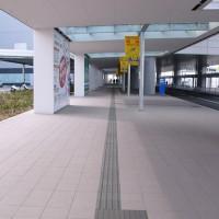 神戸空港(神戸市/ユニバーサルFG)