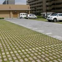 県営住宅駐車場(姫路市/グラスキーパー)