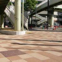 長田楠日尾線:加納町3丁目交差点(神戸市/グランパムH)
