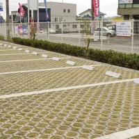 ホームセンター駐車場(加西市/サークルグラス)
