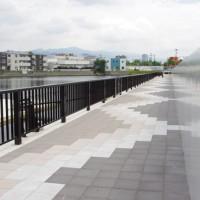 兵庫運河地区プロムナード(神戸市)