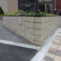 ダイナミックな石のランダム積みを表現