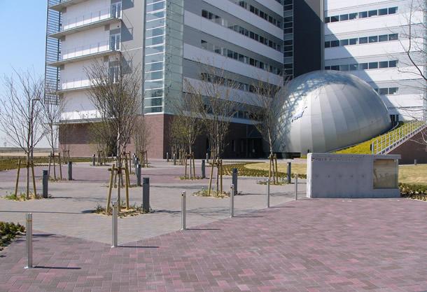 甲南大学ポートアイランドキャンパス(神戸市/グランパムH)