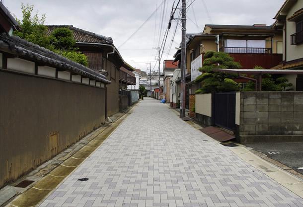 大蔵コミュニティ道路(神戸市/デミG)
