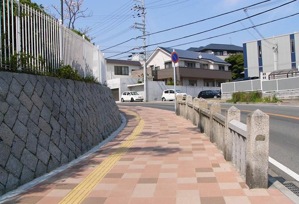 太寺-天文科学館前歩道(明石市/グランパムH