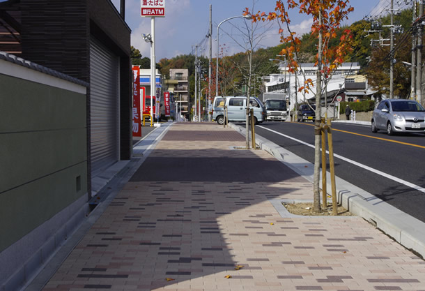 垂水妙法寺線(神戸市/グランパムH)