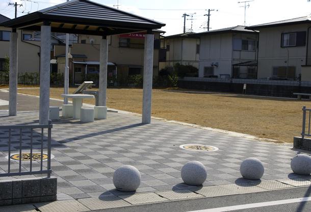 八ヶ坪公園(三木市/ユニバーサルFG)