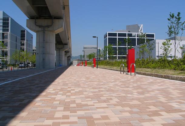 医療センター駅桁下(神戸市/コレクション)
