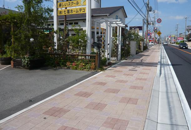 郷の瀬野村線:県道346号線(西脇市/グランパムH)