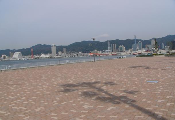 ポーアイしおさい公園駐車場(神戸市/コレクション)